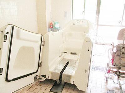 2F浴室(機械浴)